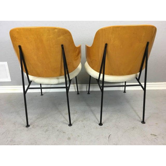 Ib Kofod Larsen Penguin Chairs - A Pair - Image 3 of 5