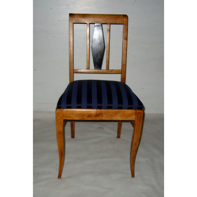 19th C. Swedish Single Side Chair - Image 3 of 6