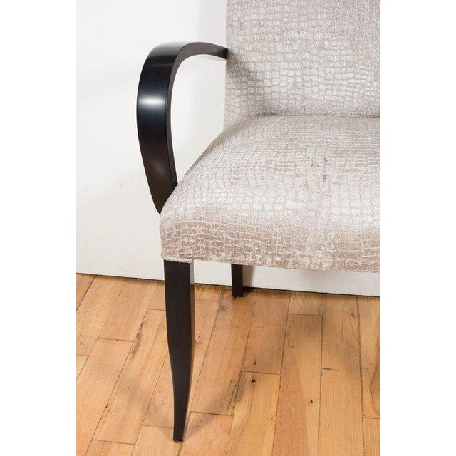 Mid-Century Modern Mid-Century Modernist Bentwood Occasional or Desk Chair by Dakota Jackson For Sale - Image 3 of 7