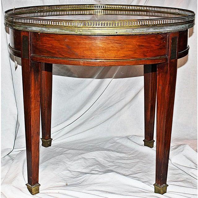 Petite French Gueridon Table Chairish