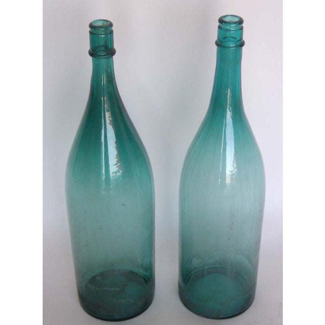 Modern Large Scale Sake Bottles For Sale - Image 3 of 8