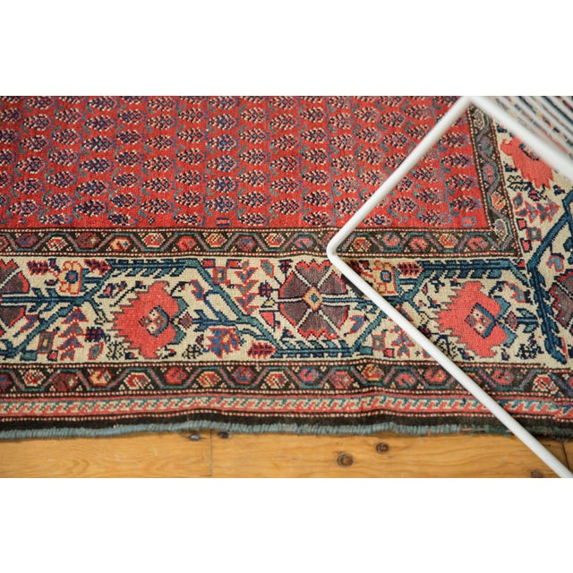 "Islamic Vintage Malayer Carpet - 5'8"" X 8'5"" For Sale - Image 3 of 12"