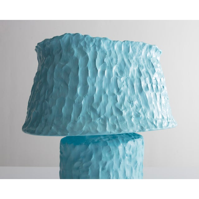 "2010s ""A Blue Lamp"" For Sale - Image 5 of 7"
