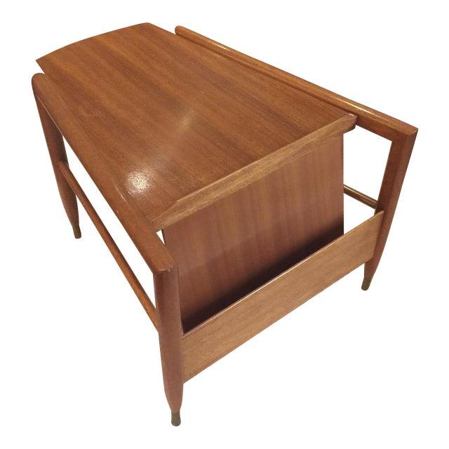 Wedge Table by John Keal for Brown Saltman - Image 1 of 9
