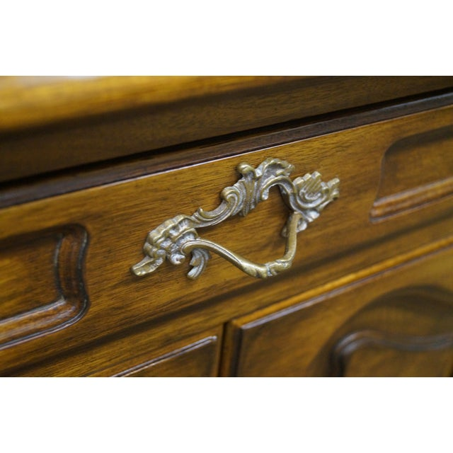 Karges Louis XV-Style Nightstand - Image 8 of 10