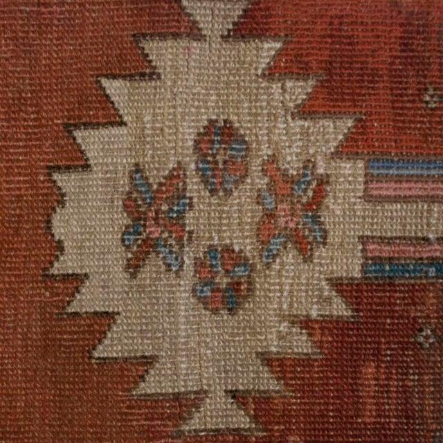"19th Century Bakhshayesh Carpet - 4'4"" x 6'10"" For Sale - Image 4 of 6"
