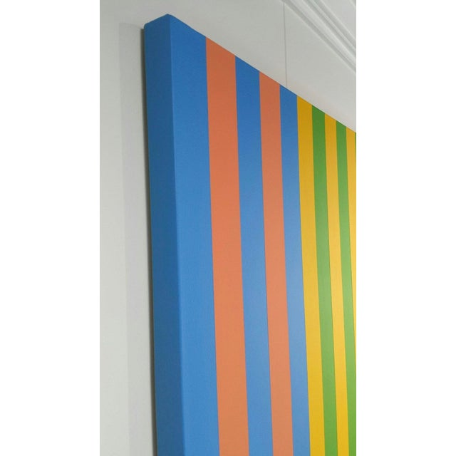 acrylic painting on Canvas Born in Tallahasee Fl, William started his artistic career as a color consultant for his...