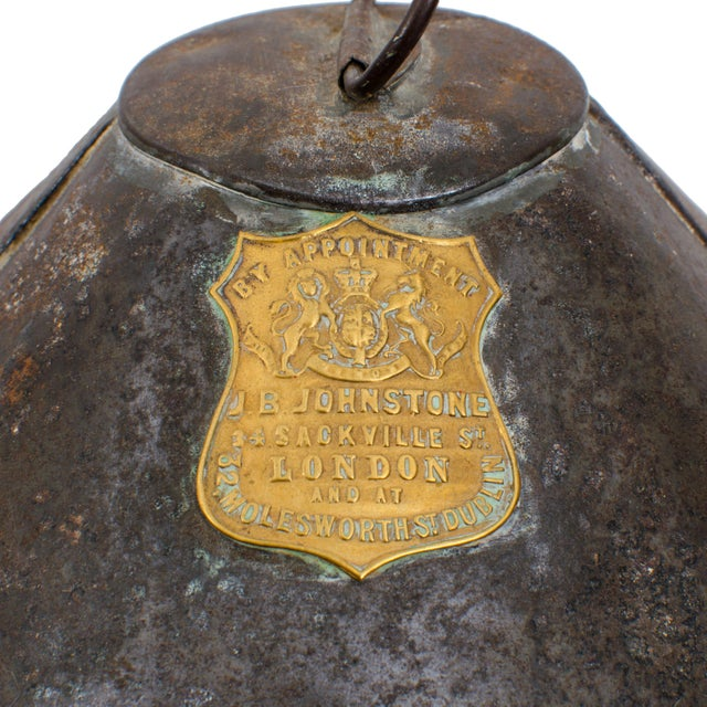 Campaign British Army Edwardian Hat Case For Sale - Image 3 of 11
