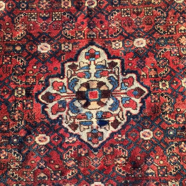 Hoseinabad Persian Rug - 3′ × 5′1″ - Image 6 of 10