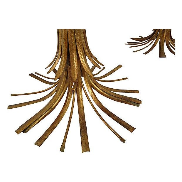 Italian Wheat Sheaf Side Tables - A Pair - Image 5 of 5