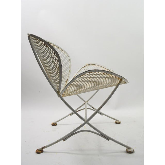 Pair of Tempestini for Salterini Clamshell Lounge Chairs For Sale In New York - Image 6 of 9