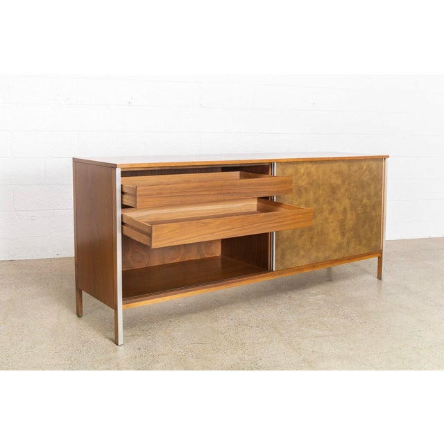 Mid Century Paul McCobb Linear Group for Calvin Credenza For Sale In Detroit - Image 6 of 11