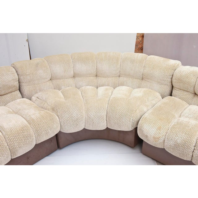 """American Modern """"Bounty Group"""" Sectional Sofa, Pace Collection by Davanzati For Sale - Image 5 of 9"""