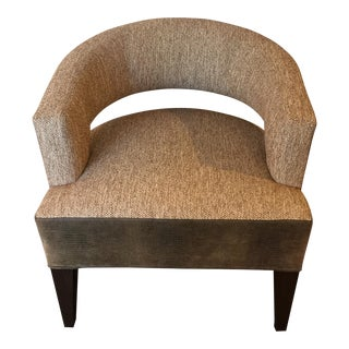 Modern Occaissional Chair For Sale