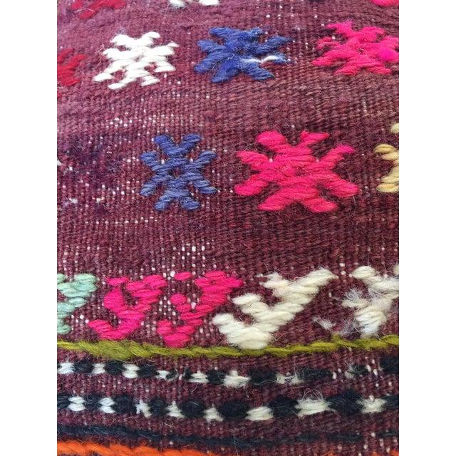 Handmade Kilim Pillow Cover - Image 5 of 6