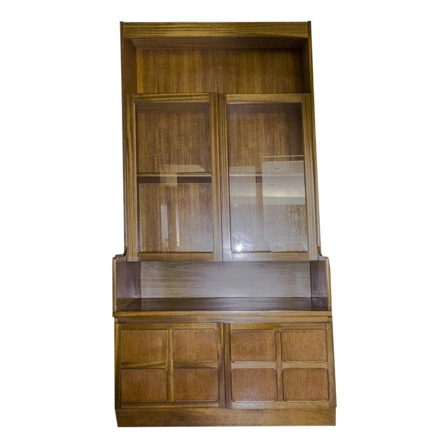 Classic Nathan Mid Century Cabinet - Image 1 of 5
