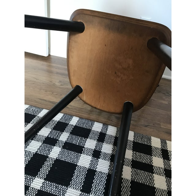 Vintage Danish Windsor Chair For Sale - Image 12 of 13