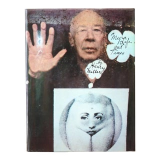 Henry Miller Signed Coffee Table Book For Sale