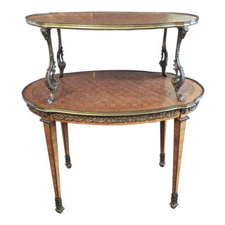 Louis XV Style Desert Table For Sale