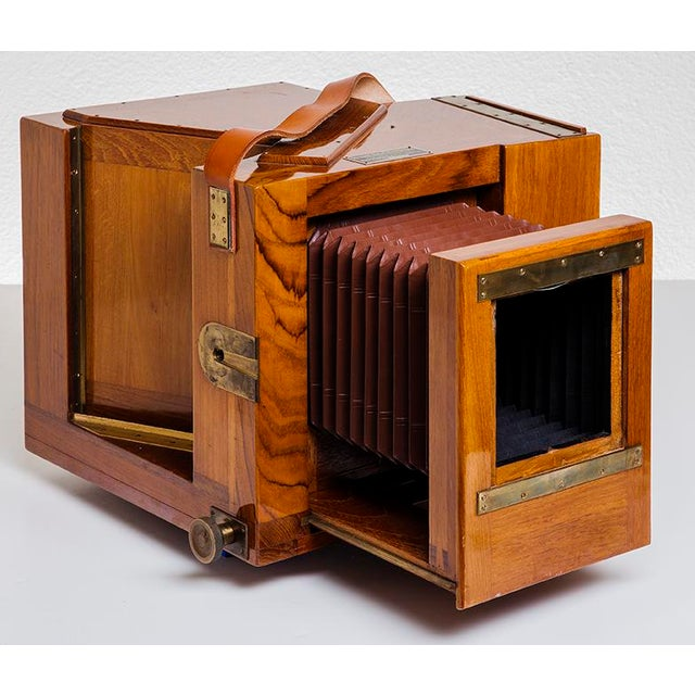 1930s Vintage Bermpohl Naturfarbenkamera Collectible Camera For Sale - Image 5 of 5