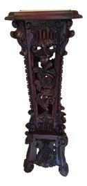 Image of Mahogany Pedestals and Columns