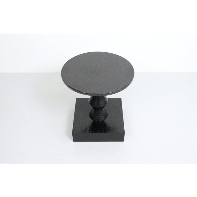 Postmodern Peter Shire Post Modern Side Table For Sale - Image 3 of 11
