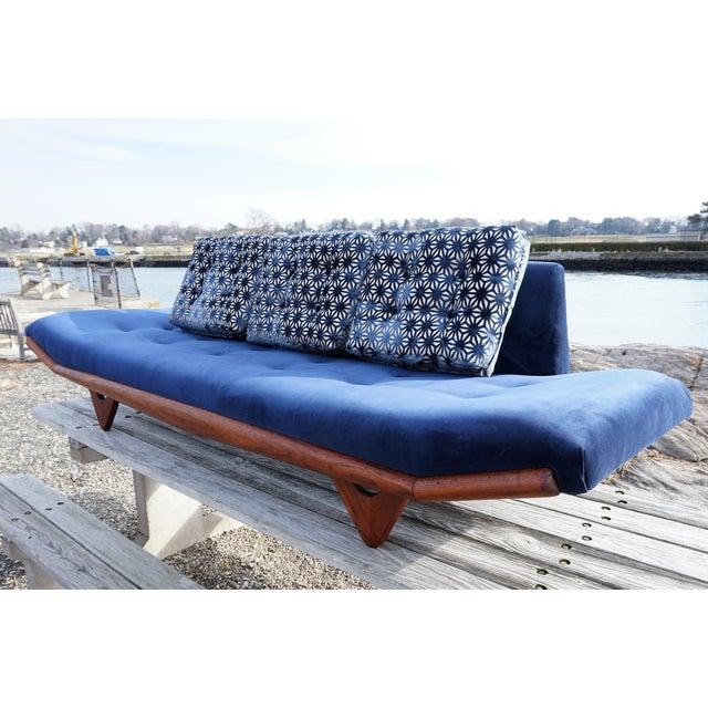 Mid-Century Modern Adrian Pearsall Gondola Sofa - Image 6 of 9