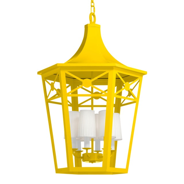 Bennington Lantern, Yoke For Sale