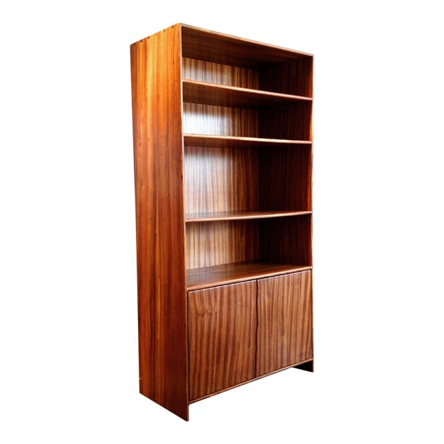 1970s Vintage Cabinet & Shelves For Sale