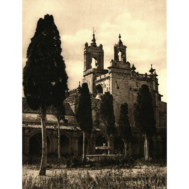 Mediterranean Picturesque Spain by Kurt Hielscher For Sale - Image 3 of 4