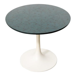 Vintage Burke Tulip Coffee or End Table For Sale