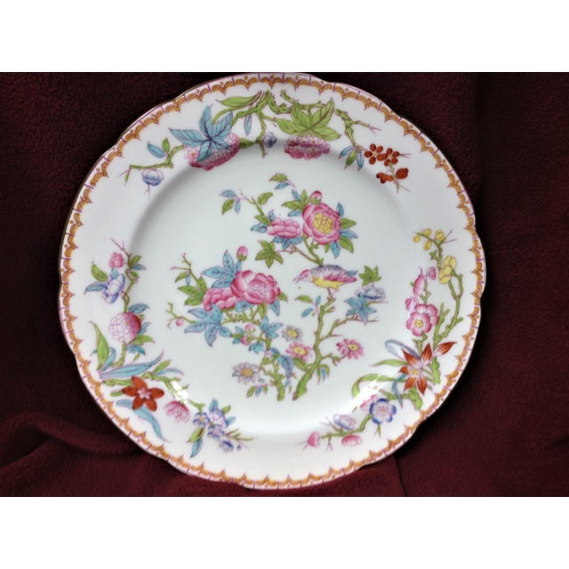 English Minton Vintage Plate - Image 5 of 5