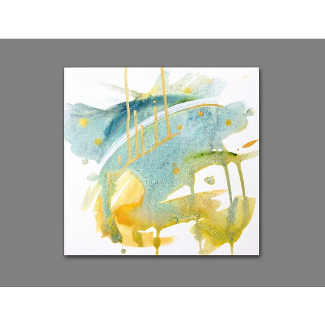 'RHEA' Original Abstract Painting by Linnea Heide - Image 3 of 7