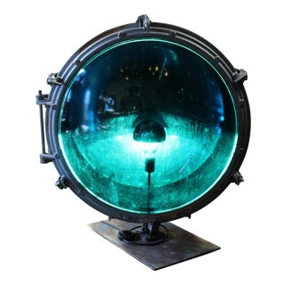Vintage American Flood Light For Sale