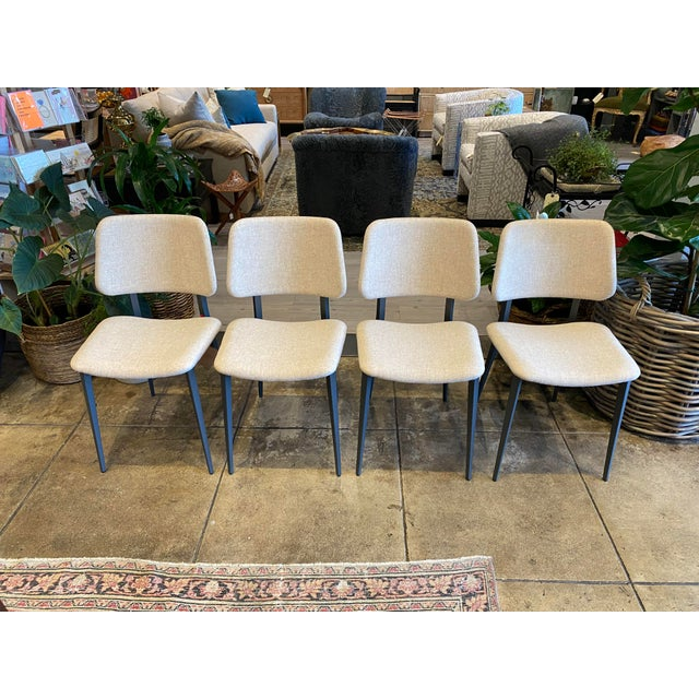 Italian Dining Chairs - Set of 4 For Sale - Image 9 of 9