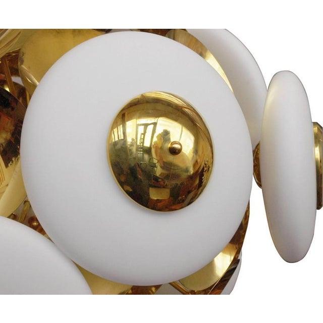 Fabio Ltd Cielo Sputnik Chandelier by Fabio Ltd For Sale - Image 4 of 9