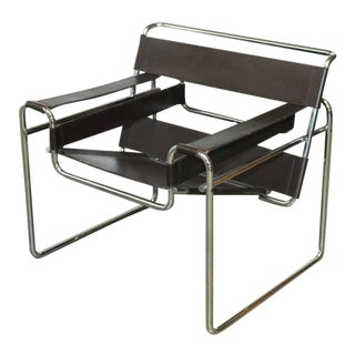 Marcel Breuer Mid-Century Wassily Chair for Stendig