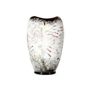 1960's Multicolored West German Vase