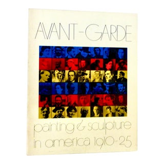 1910-25 Avant-Garde Book, Painting and Sculpture in America For Sale