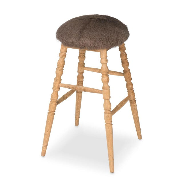 Sarreid LTD 'Winoma' Bar Stool - Image 4 of 6