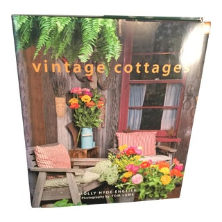 Vintage Cottages Book by Molly Hyde English For Sale