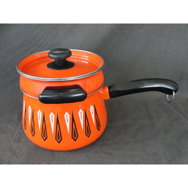 Cathrineholm Style Enameled Double Boiler - Image 2 of 8