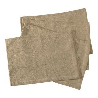 Sarreid LTD Belgium Linen Placemats - Set of 4
