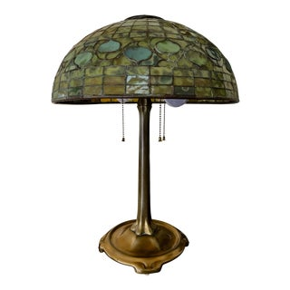Antique Tiffany Lamp For Sale