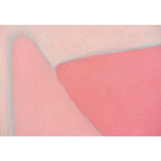 """You and Me"" Stephen Remick Large Contemporary Abstract Painting For Sale In Providence - Image 6 of 12"