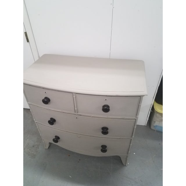 Late 19th Century Antique English Painted Chest of Drawers For Sale - Image 5 of 13