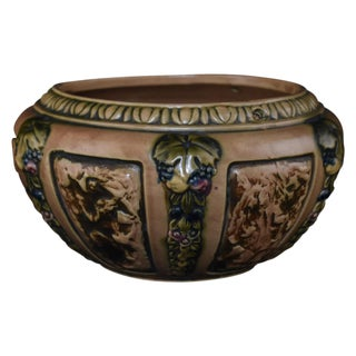 Roseville Florentine Pottery Pot