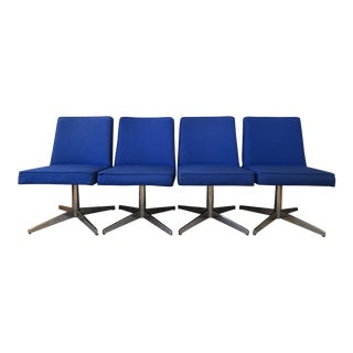 Steelcase Mid-Century Modern Chairs - Set of 4