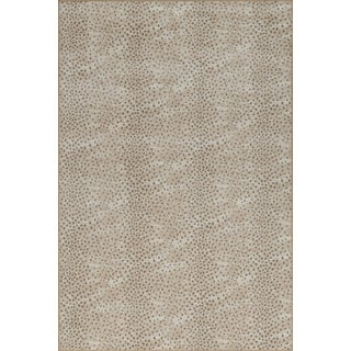 "Stark Studio Rugs Derning Toffee Rug - 3'11"" X 5'10"" For Sale"