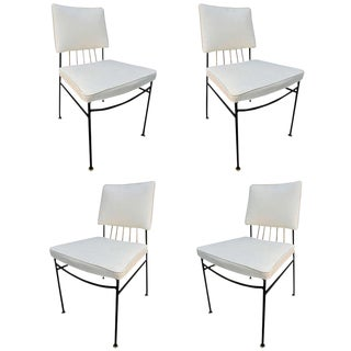 Dining Chairs by Arturo Pani - Set of 4 For Sale